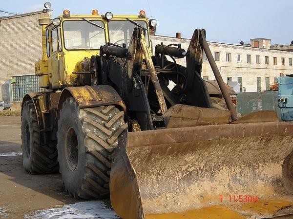 В-160 погрузчик фото