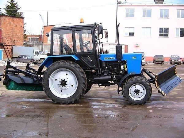 Трактор Беларус 1523: продажа, цена в Казани. тракторы от.