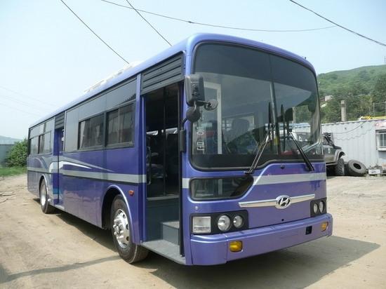 Фото naruto city - Автобус Hyu…