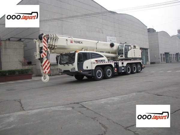 Фото - TEREX Toplift100G