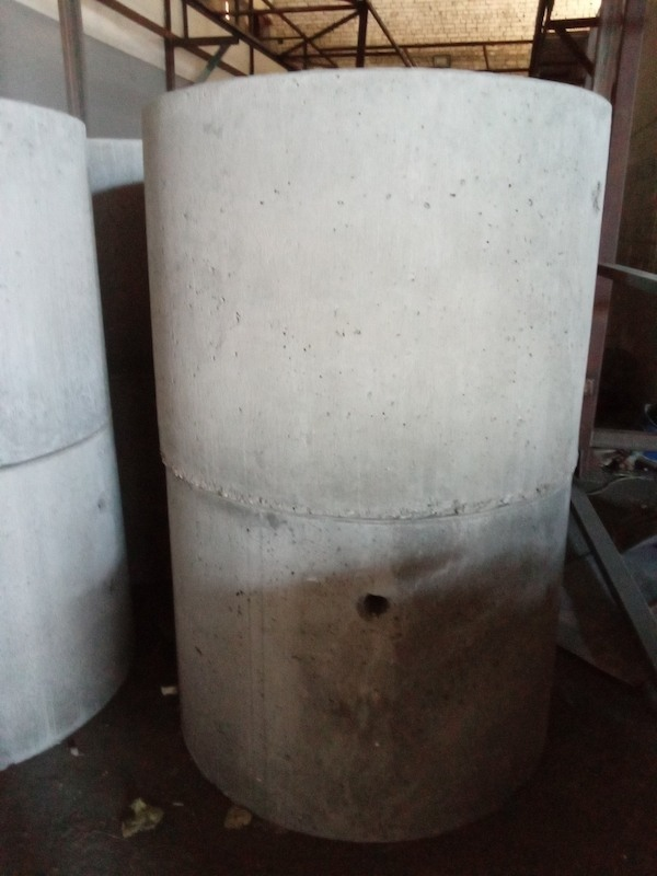 пескоструить бетон